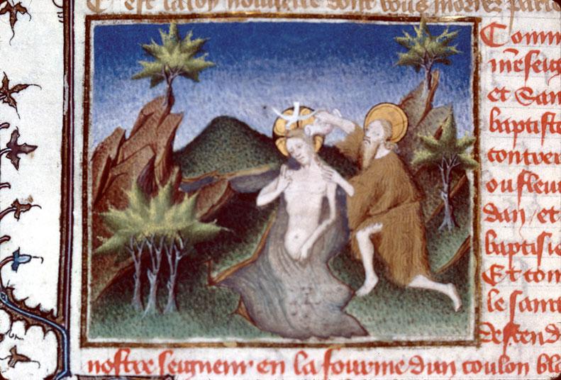 Roman de Dieu et de sa mere
