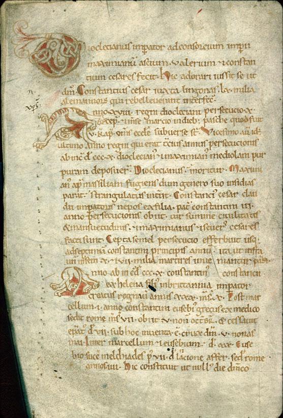 Chronicon universale (fragment) - Fauves_0