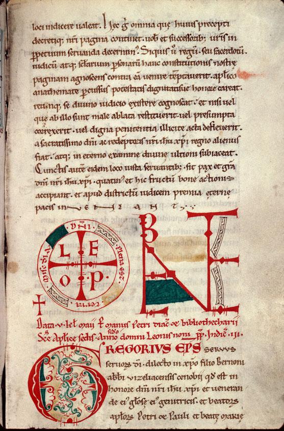 Historia Vizeliacensis monasterii
