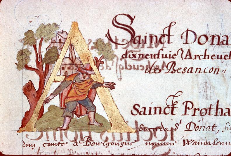 Catalogue et vie des évêques et archevêques de Besançon - Vieillard_0