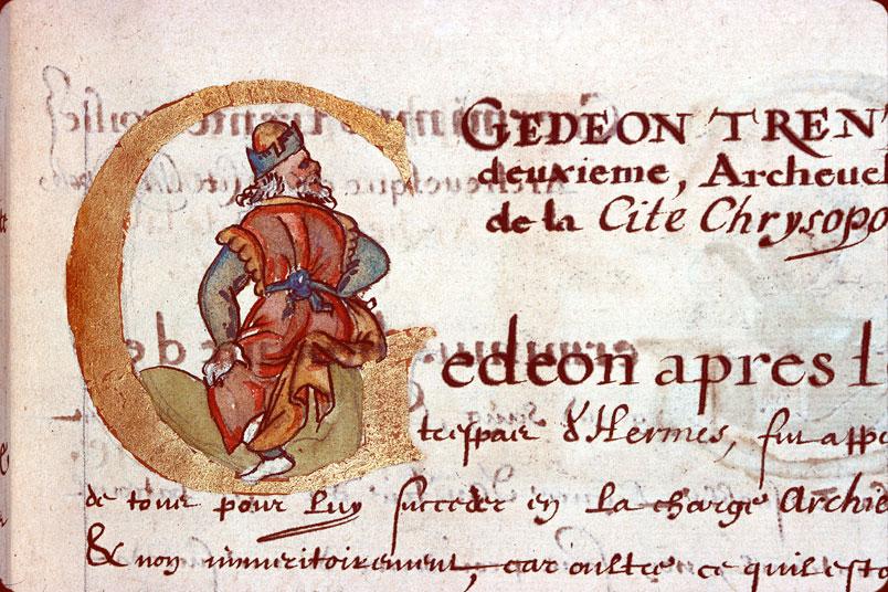 Catalogue et vie des évêques et archevêques de Besançon - Roi (à préciser)_0
