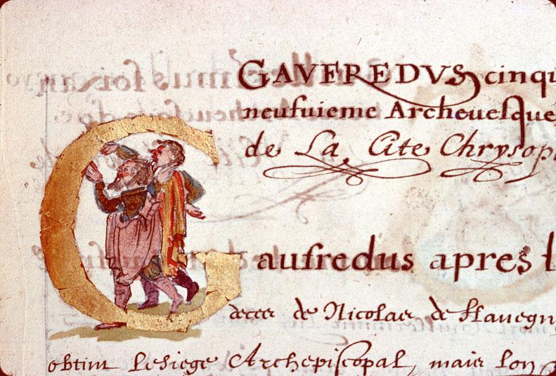 Catalogue et vie des évêques et archevêques de Besançon - _0