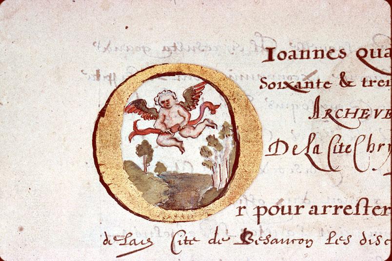 Catalogue et vie des évêques et archevêques de Besançon - Putto_0