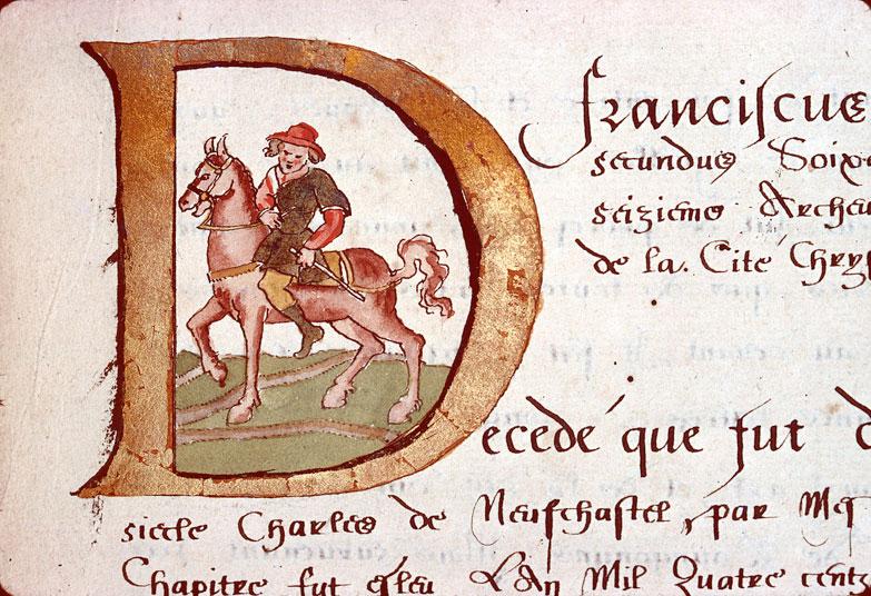 Catalogue et vie des évêques et archevêques de Besançon - Cavalier_0