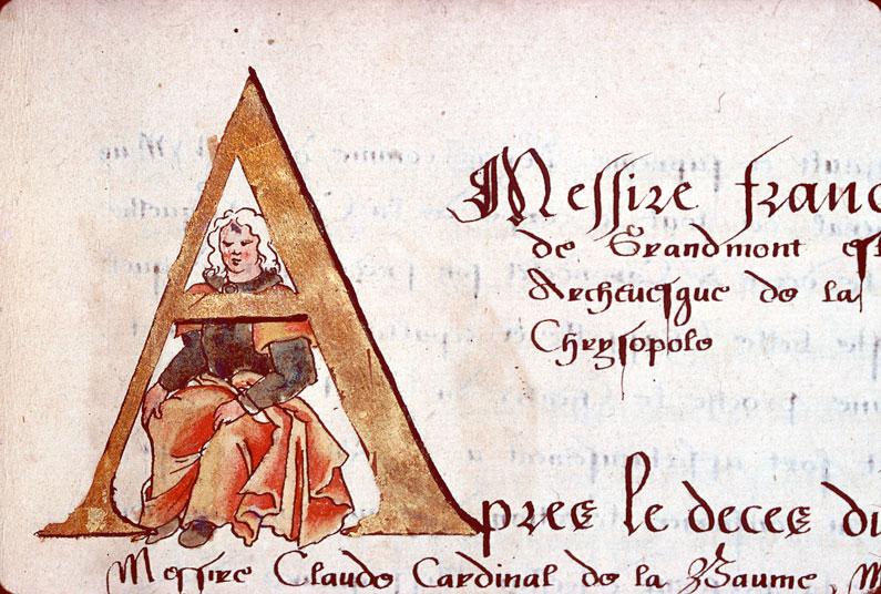 Catalogue et vie des évêques et archevêques de Besançon - Homme_0