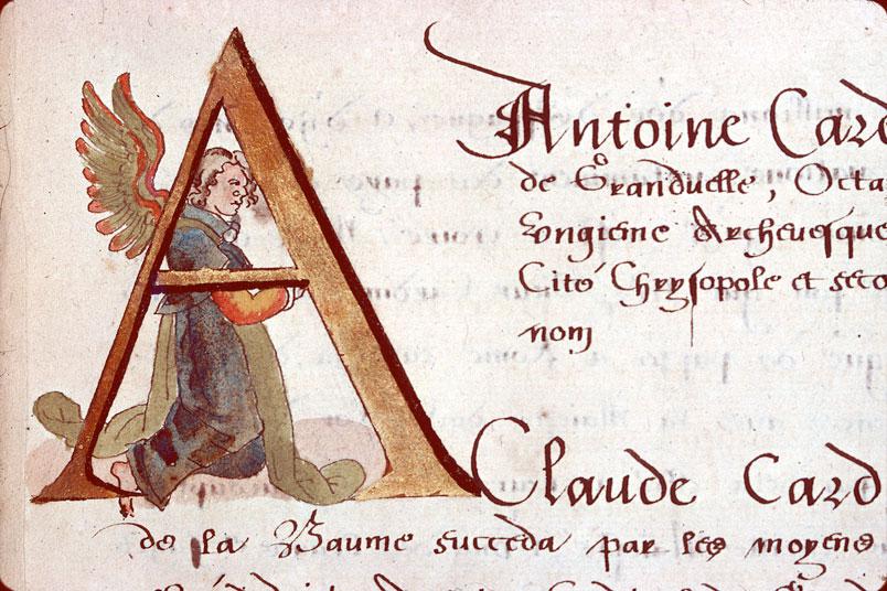 Catalogue et vie des évêques et archevêques de Besançon - Ange_0