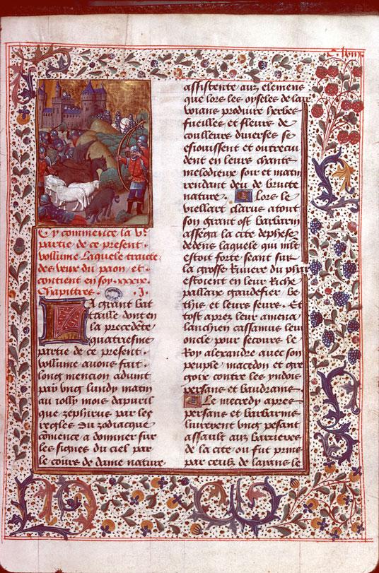 Roman d'Alexandre