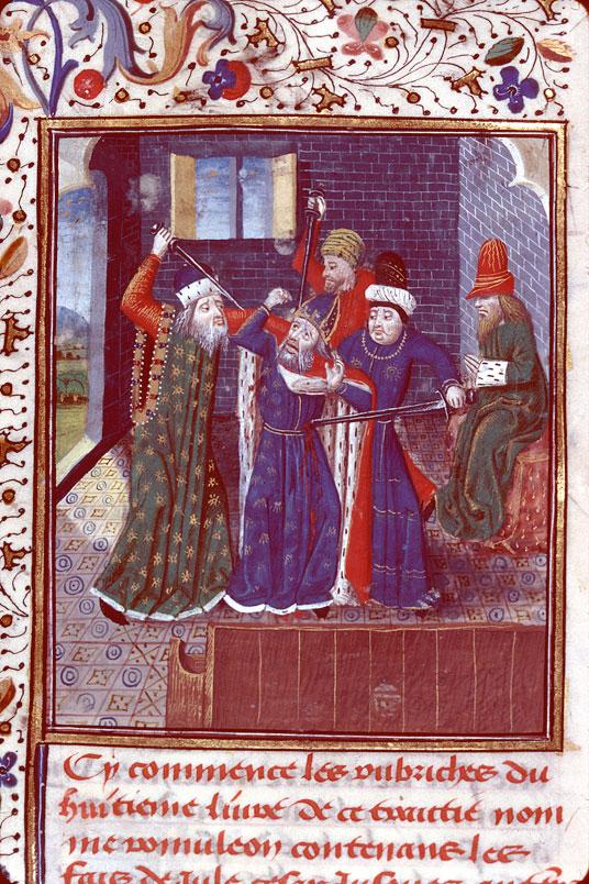 Romuleon - Assassinat de César_0