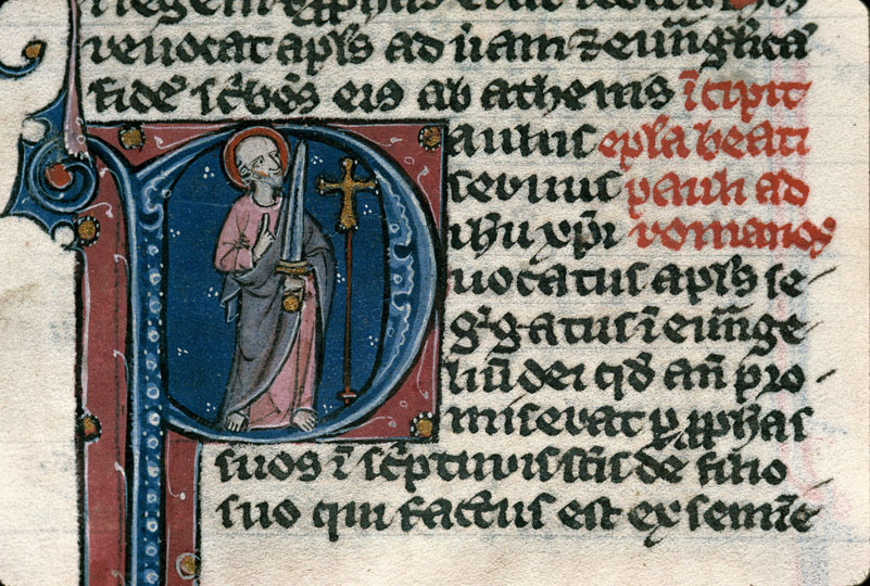 Bible - Saint Paul_0