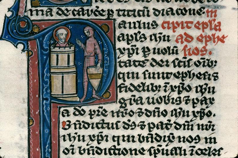 Bible - Saint Paul en prison et le soldat chrétien_0