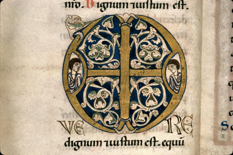Sacramentaire à l'usage d'Arles