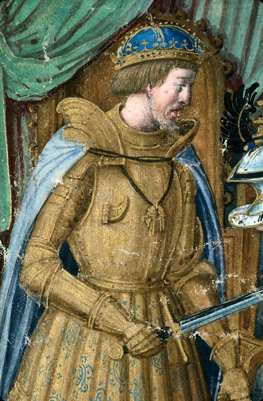 Lettres de noblesse décernées par Charles Quint - Charles Quint (à préciser)_0