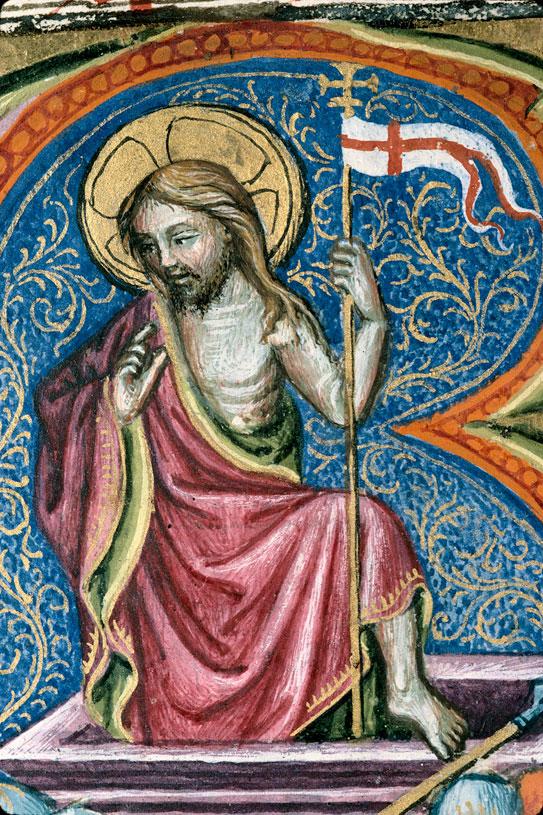 Missel à l'usage d'Aix-en-Provence - Résurrection du Christ_0
