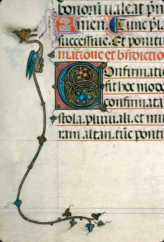 Pontifical de Guillaume Durand