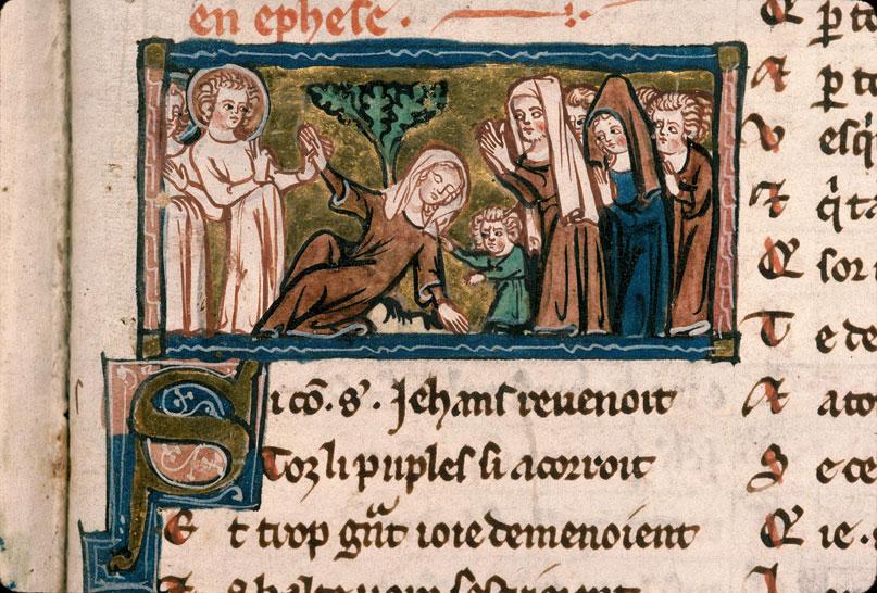 Vie de saint Jean l'évangéliste