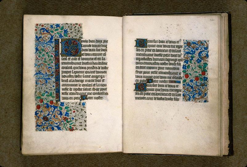 Heures à l'usage de Rouen - Pages décorées_0