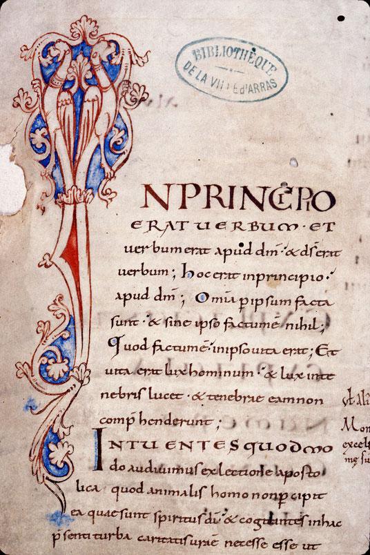 Tractatus in Evangelium Johannis - Hybrides zoomorphes_0