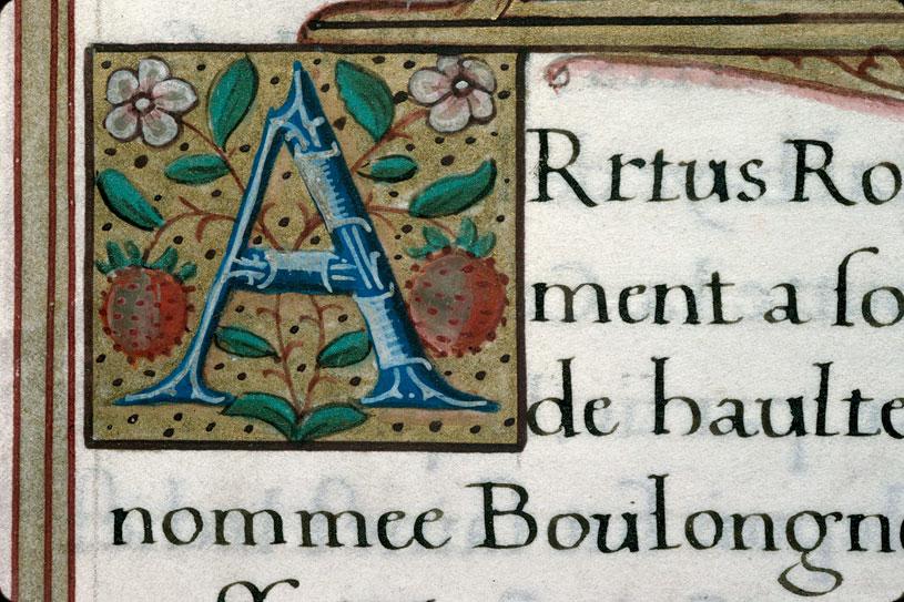 Généalogie des comtes de Boulogne