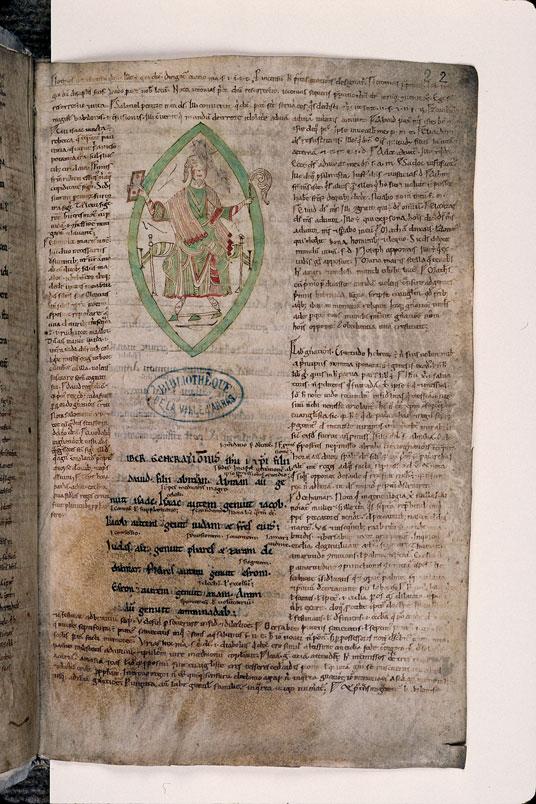 Evangile de Matthieu glosé - Saint Matthieu (à préciser)_0