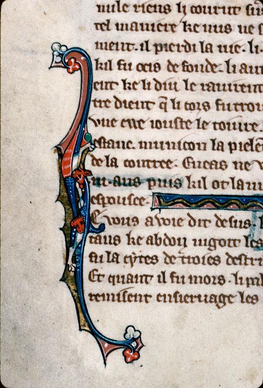 Chronique dite de Baudouin d'Avesnes - Hybride zoomorphe_0