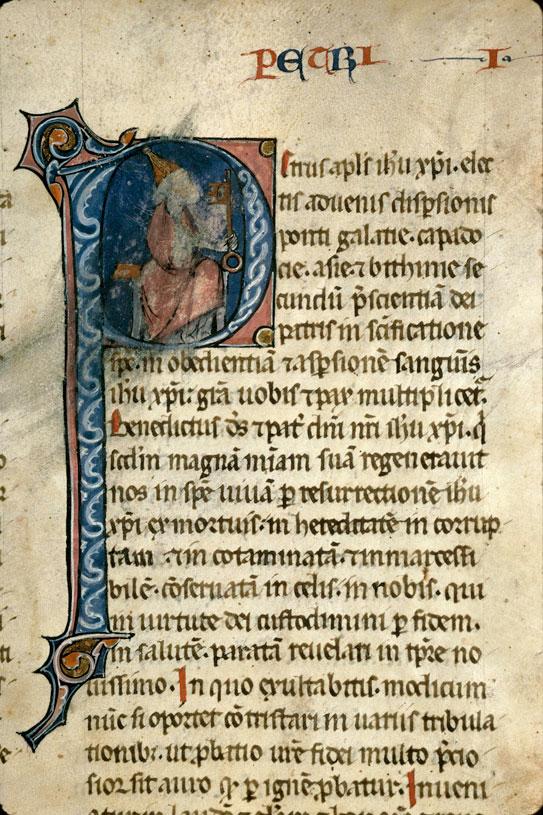 Bible - Saint Pierre pape_0