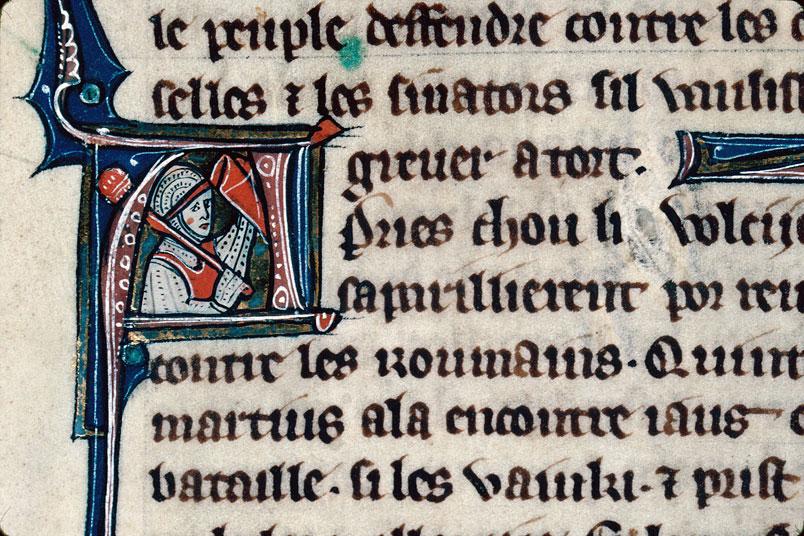 Chronique dite de Baudouin d'Avesnes - Soldat_0