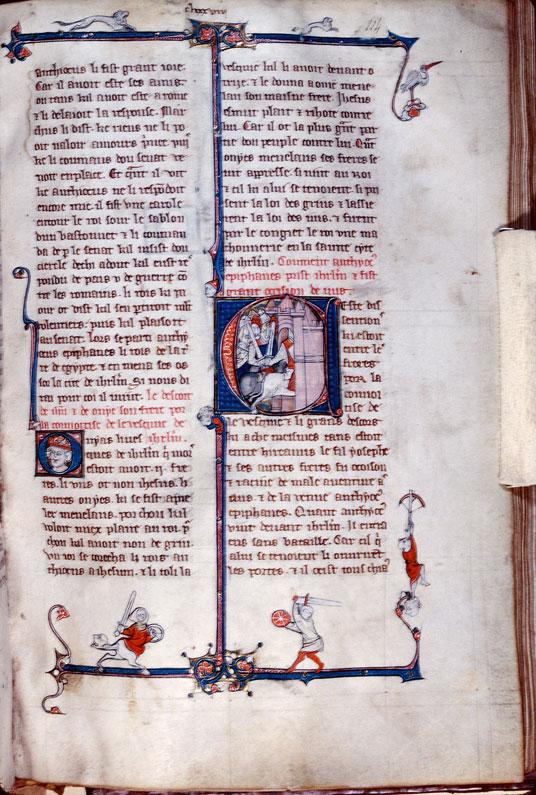 Chronique dite de Baudouin d'Avesnes