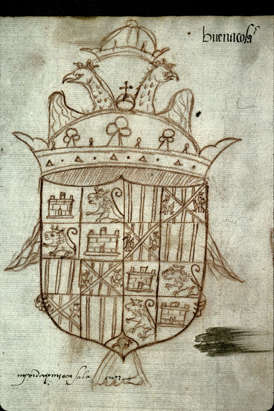 Opuscula - Armes de Jean II, roi de Castille et de Léon_0