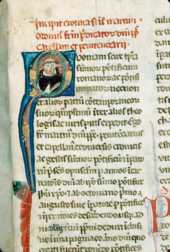 Chronicon pontificum et imperatorum - Martin de Pologne_0