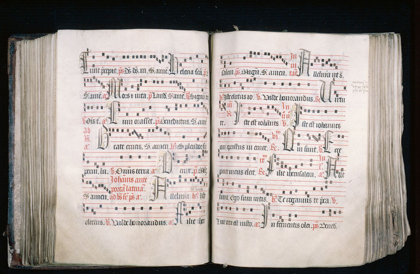 Antiphonaire à l'usage d'Autun