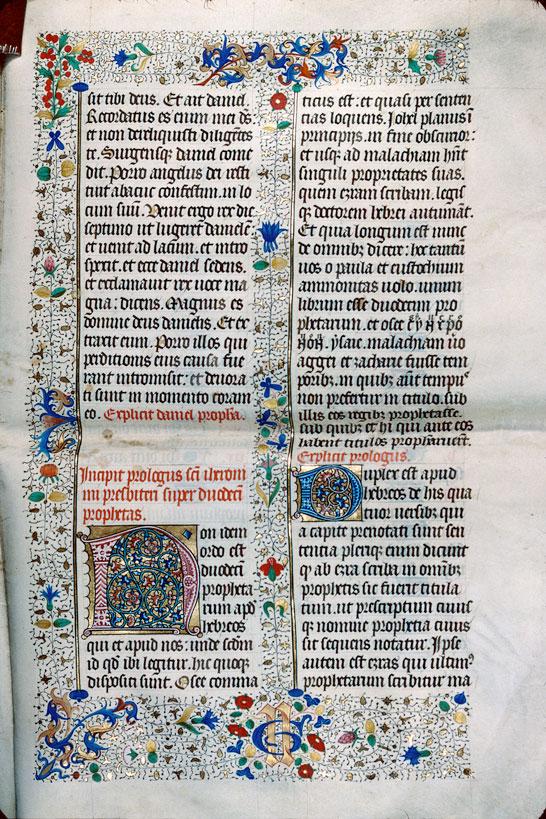 Bible (fragment)