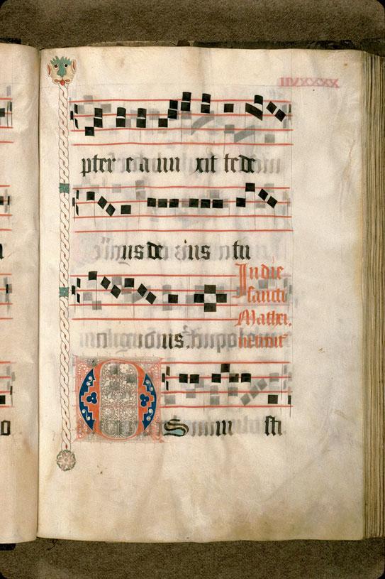 Graduel - Page décorée_0