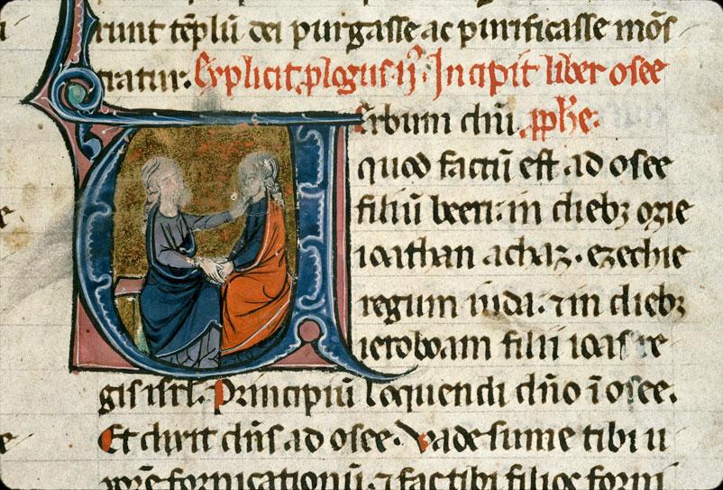 Bible - Osée et Gomer_0