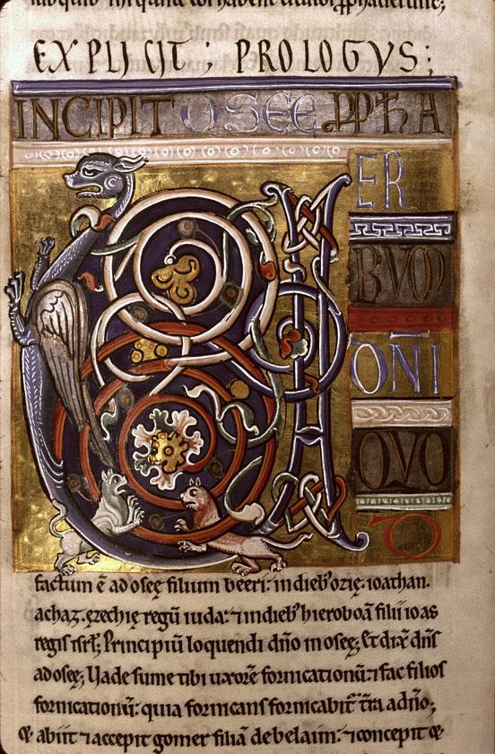 Bible - Hybride zoomorphe et fauves_0