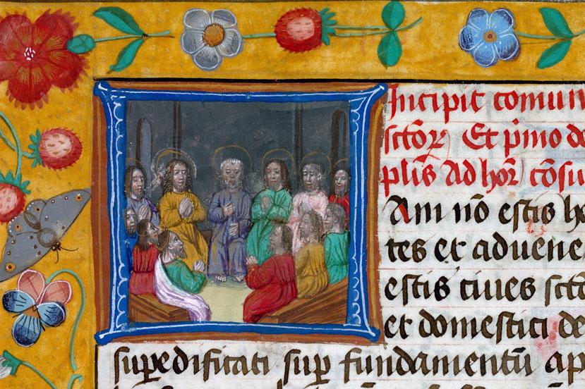 Collectaire - Apôtres en prière (à préciser)_0
