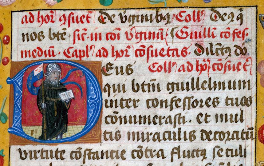 Collectaire - Saint Guillaume d'Aquitaine_0