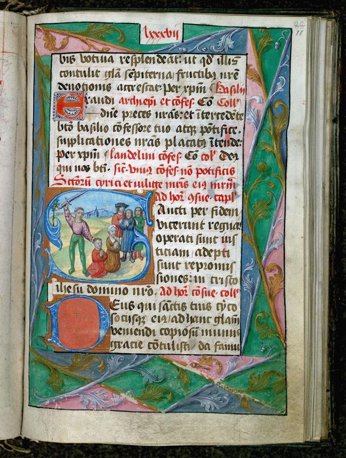 Collectaire - Décollation de saint Cyr et de sainte Julitte_0