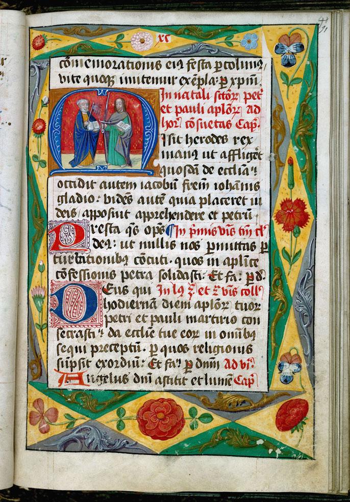 Collectaire - Saint Pierre et saint Paul_0