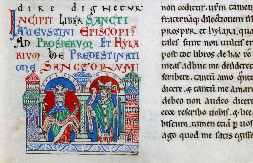 Opuscula - Saint Augustin et Sagesse_0