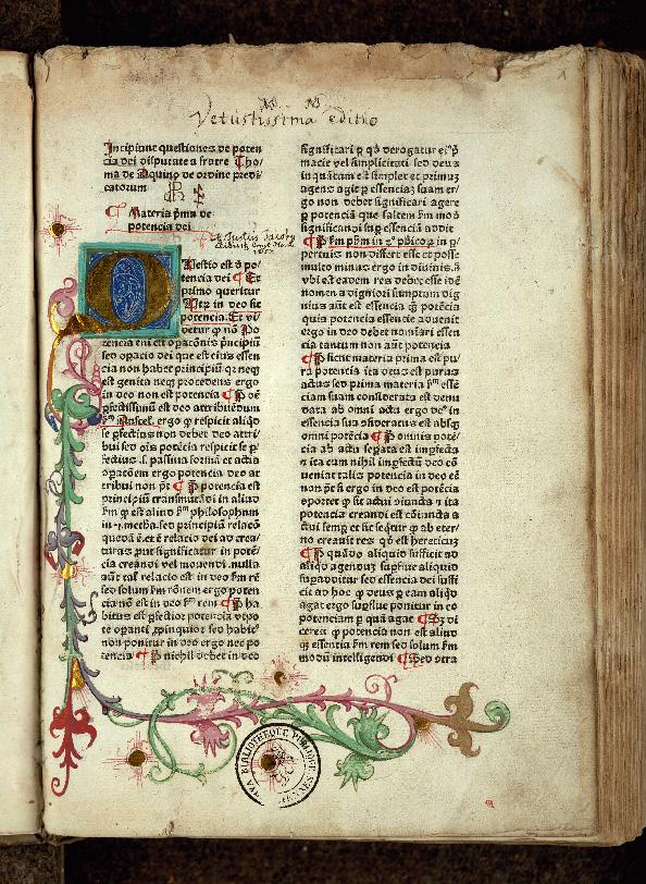 Potentia Dei (De) - Page décorée_0