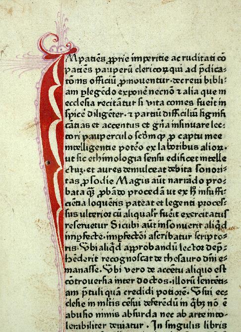 Mammotrectus super Bibliam - Initiales filigranées_0