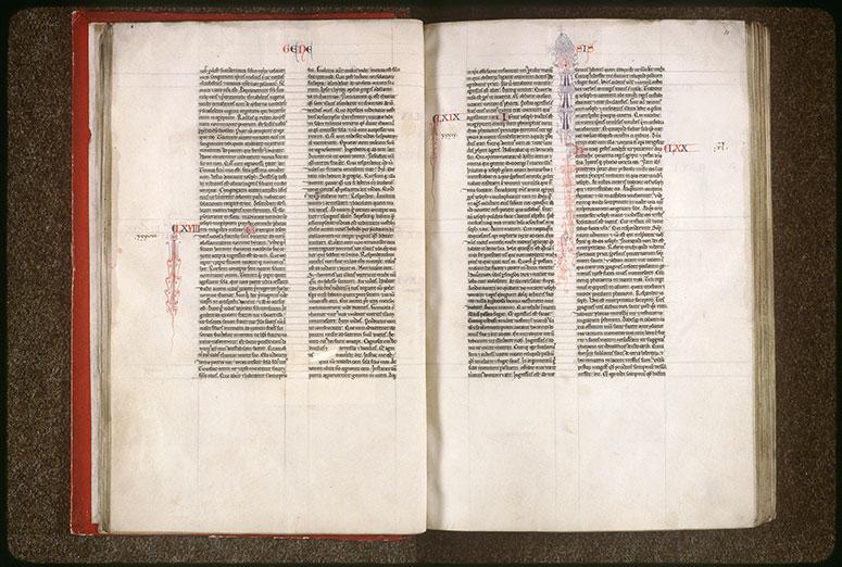 Bible (partie de) - Décor filigrané_0