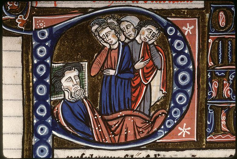 Bible (partie de) - Mort de Josué_0