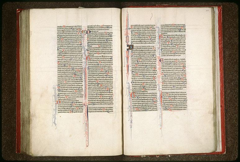 Bible (partie de) - Initiales filigranées_0