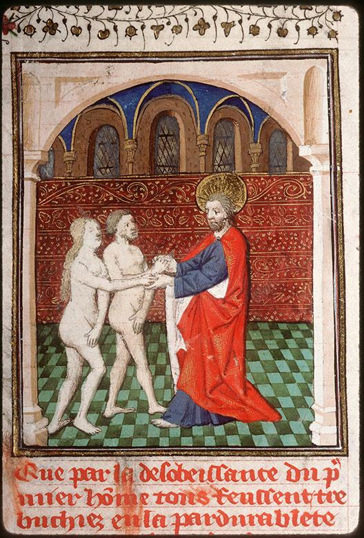 Cité de Dieu - Mariage d'Adam et Eve_0