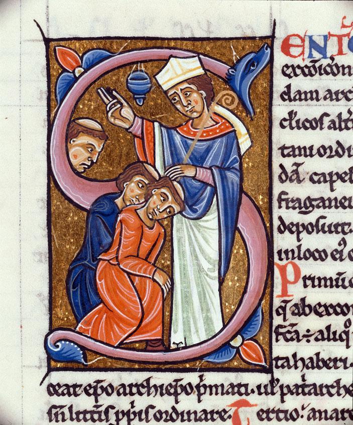 Decretum - Evêque excommunié ordonnant des prêtres_0