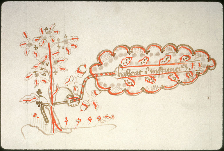 Novella in Decretales Gregorii VIIII - Chêne_0