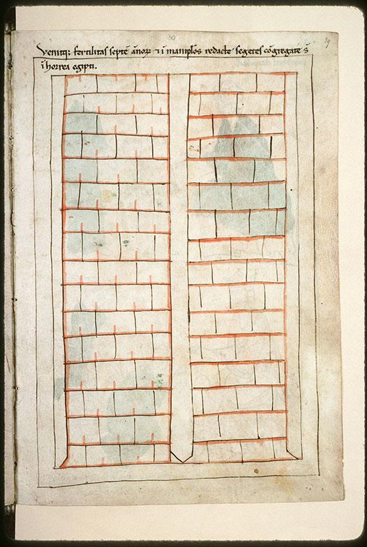 Bible en images - Magasins à blé en Egypte à l'époque de Joseph_0
