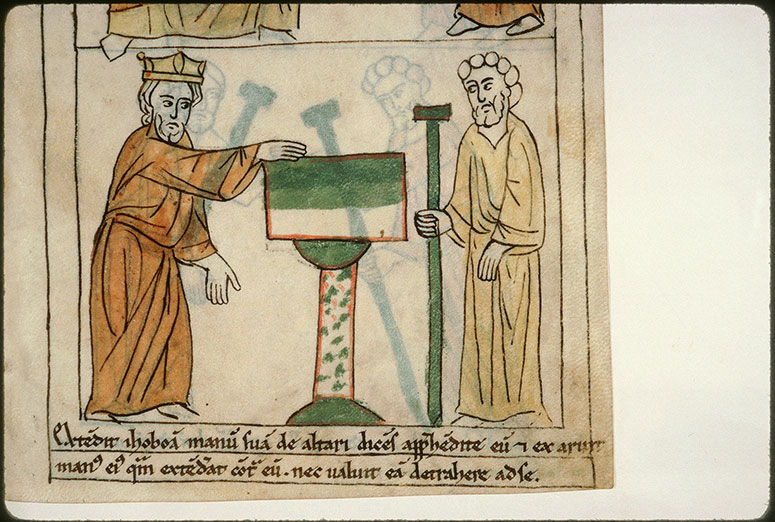 Bible en images - Jéroboam et la condamnation de l'autel de Béthel_0