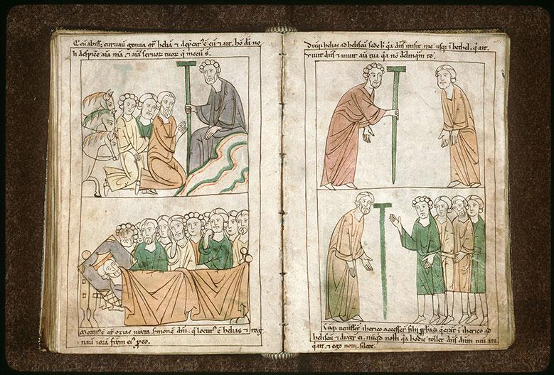 Bible en images - Elie et les soldats d'Ochozias_0